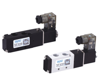 Solenoid valve(three-port and two-position)3V100 series
