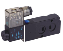 Solenoid valve(five-port and two-position)4M series